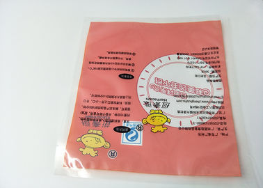 Strong Sealing Retort Pouch Packaging , Vacuum 100 Degree Ready Meal Pouches