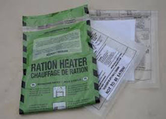 China Emergency Survival Military Ration Flameless Heater Al Powder Water Reactive supplier