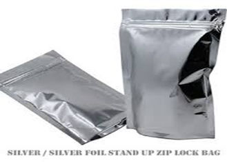 China Durable Zipper Lock Bags  Moisture Proof  For Food / Coffee / Snack P-011 supplier