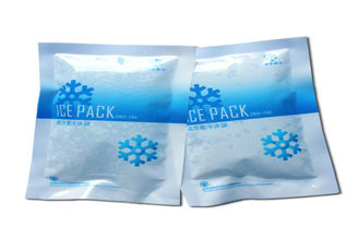 China High Efficiency Cold Storage Bag Biological Ice Bag Custom Instant Hot / Cooling Pack supplier