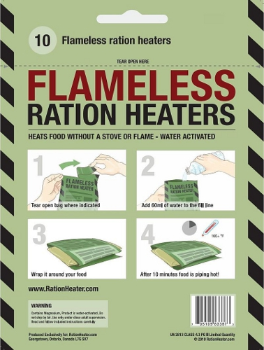 """flameless ration heater""的图片搜索结果"