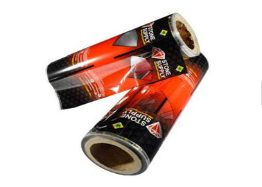 China Flexible Packaging Film Roll PET/BOPP/PE Laminated Custom Printed For Coffee / Tea factory