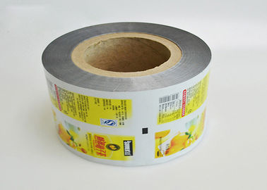 China PET/VMPET/PE Plastic Packaging Film Roll Customize Printing Multilayer For Snacks Food distributor