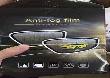 China Durable Rearview Mirror Film For Car Suv , Truck , Trailer 99% Transparency distributor