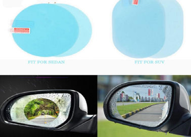 China Anti Shock Screen Protector Rearview Mirror Film Protect Your Vision On Bad Weather distributor
