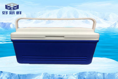 China Customized Turnover Cooler Box EPP Foam For Food Storage Logistics Cold Chain Box factory
