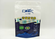 Energy Saving Stand Up Flexible Pouch Packaging Strong Sealing Food Grade