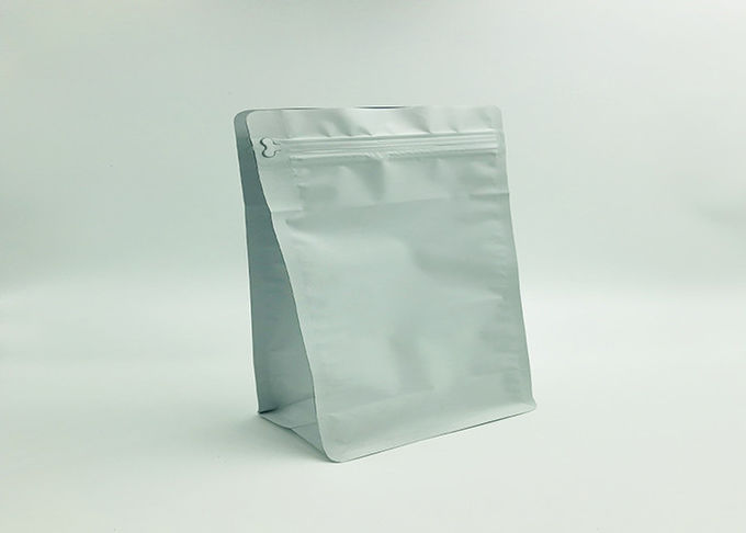 Oxygen Proof Aluminum Foil Packaging Bags Water Proof and Smell Proof, Support 10 Colors Printing